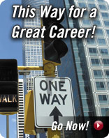 This Way For a Great Career